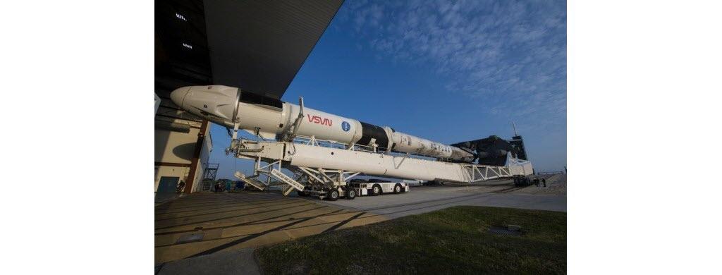 Photo Nasa/SpaceX