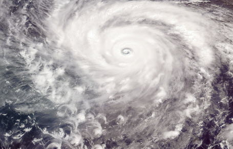 Au cœur de l'ouragan