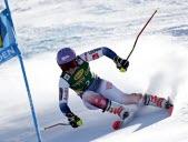 Les folles épreuves du ski alpin