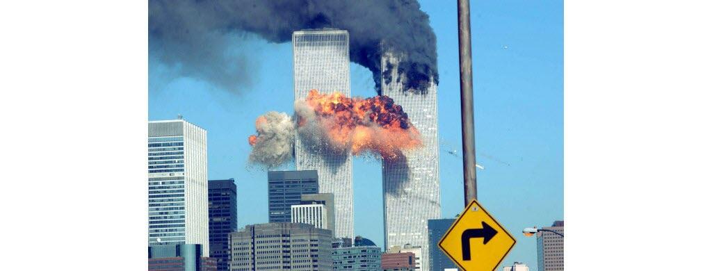 Les tours du World Trade Center étaient les plus hautes du monde à l'époque, culminant à plus de 400 mètres.
