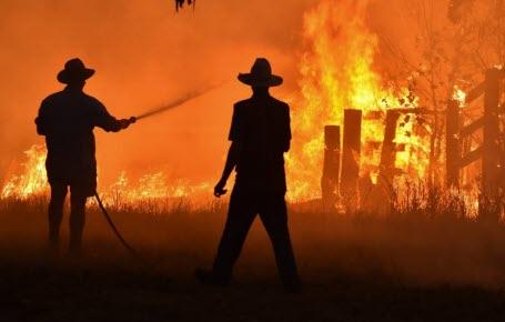 Janvier 2020 - L'Australie est en feu