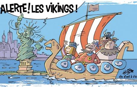 Des Vikings à New York