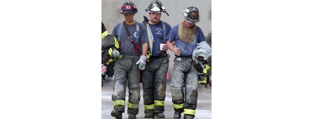11 septembre : après le choc, l'entraide