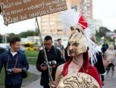 Biélorussie: résister toujours