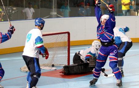 Roller hockey : les Bleues en or !