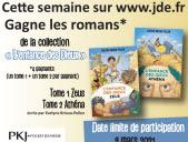 """Les gagnants du jeu """"L'enfance des Dieux"""""""