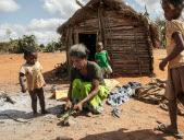 Grave famine à Madagascar