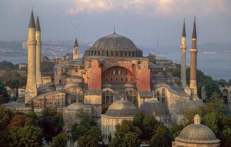 Religion : église, musée, mosquée