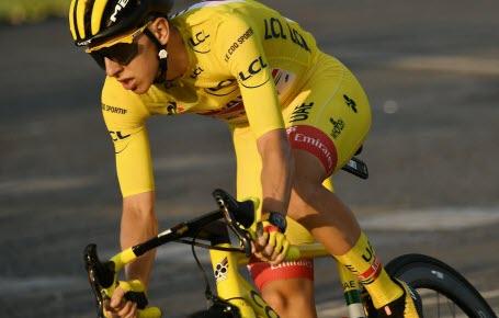 Tour de France : un si jeune vainqueur