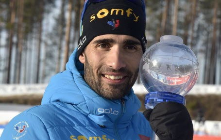 Biathlon : au revoir Martin