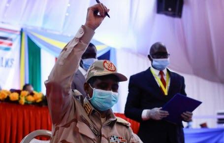 Soudan, enfin la paix