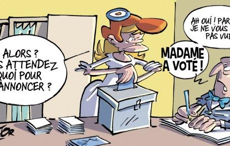 Voter, un si long combat