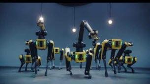 Des robots fans de Kpop