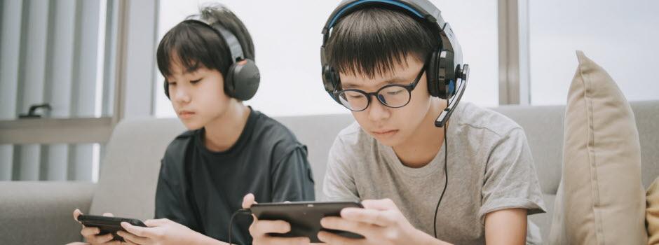 Jeux vidéo interdits, sauf le week-end