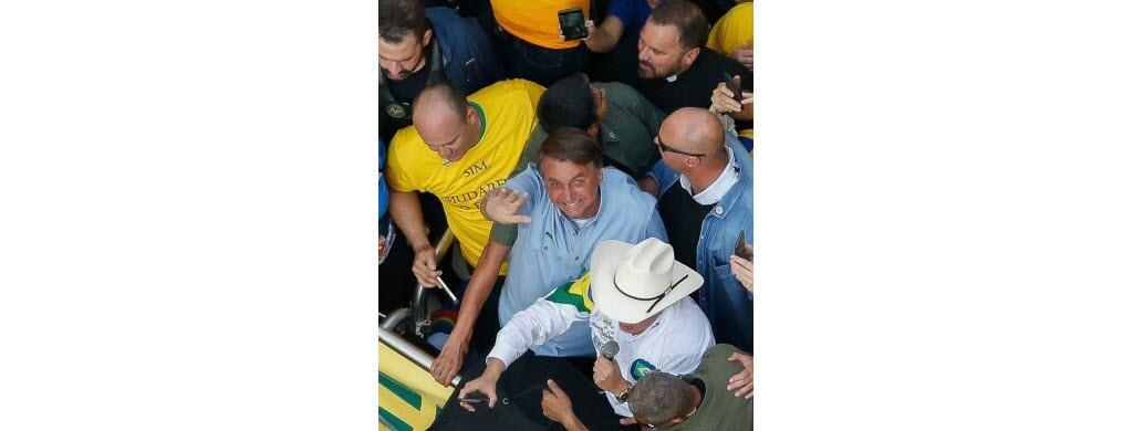 Brésil: le président contre les juges