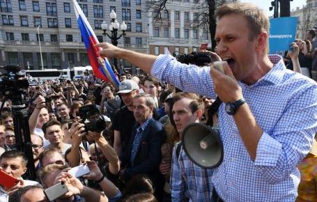 Russie: le retour de l'ennemi de Poutine