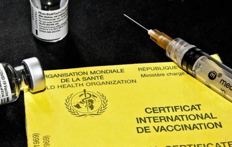 C'est quoi ? Le passeport vaccinal