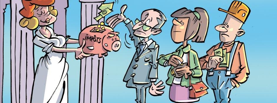 Pourquoi faut-il payer des impôts?