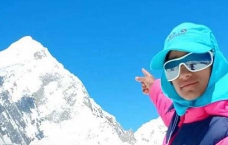 Objectif: 8000 mètres!