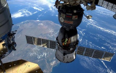 Scoop ! Voyage express vers l'ISS