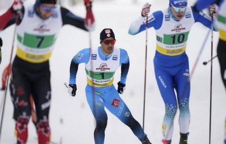 Ski de fond : les Bleus au rendez-vous