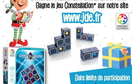 """Les gagnants du jeu """"Constellation"""""""