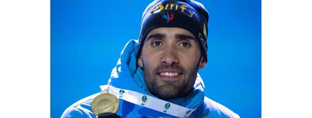 Fourcade, un retraité médaillé