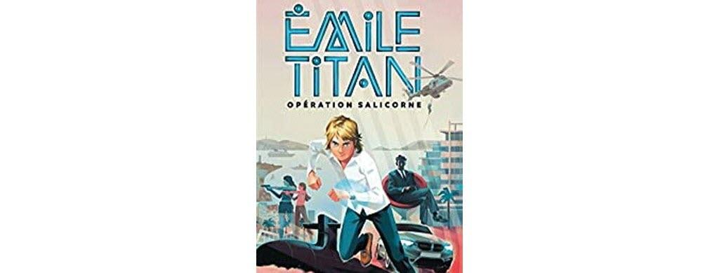 Livre : Émile, agent secret