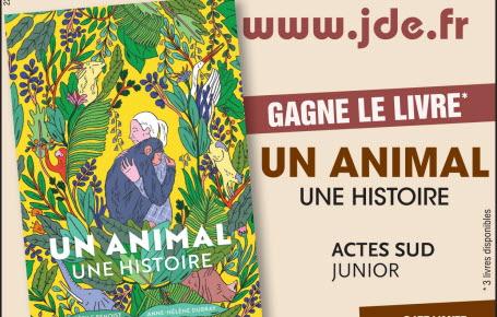 """Les gagnants du jeu """"Un animal une histoire"""""""