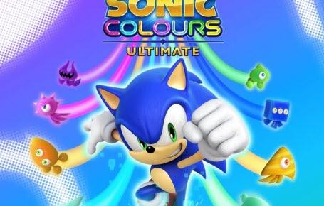 Jeu vidéo - Joyeux anniversaire Sonic !