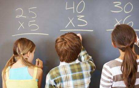 Les maths, on ne peut pas s'en passer!