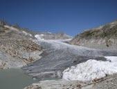 Des trésors surgis des glaciers