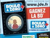 """Les gagnants pour la BD """"Boule à zéro : le fantôme de la chambre 612"""""""