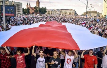 Manifestations : le peuple dans la rue