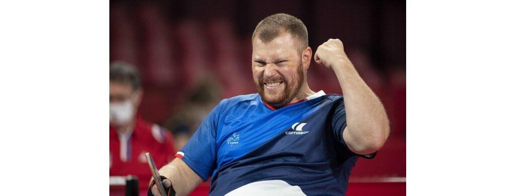 Paralympiques : le tennis de table en folie