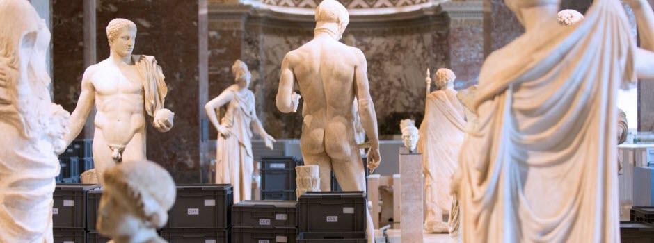Louvre : un gigantesque déménagement