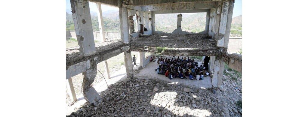 Au Yémen, 8 habitants sur 10 ont besoin d'aide pour survivre.