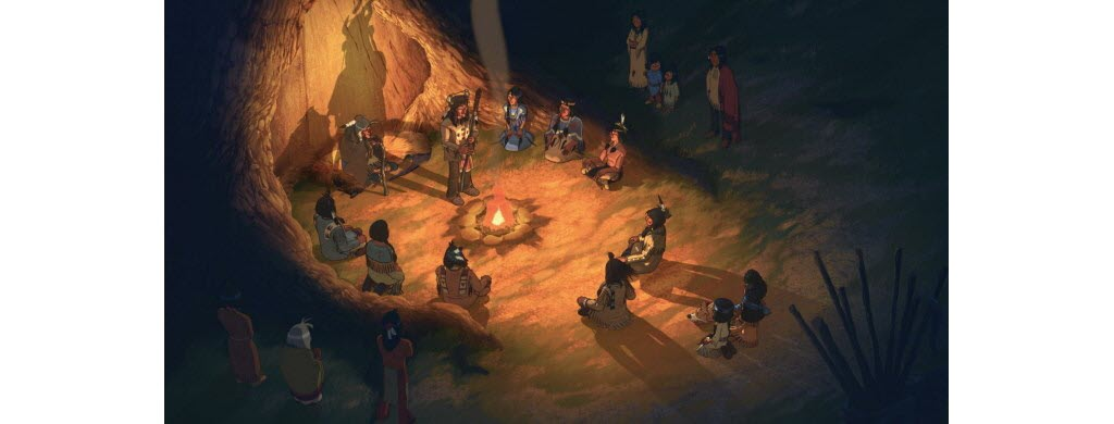 La tribu réunie. ©Bac Films