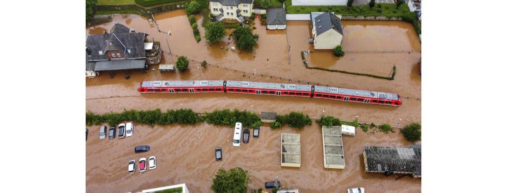 A Kordel, en Allemagne. (Photo AFP)
